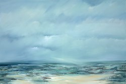Krasta Linija by Lynne Timmington -  sized 35x24 inches. Available from Whitewall Galleries